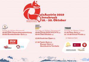 QA2019: Bundesländer-Teamquiz @ Brennpunkt