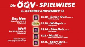 IBK: Spielwiese - Serien-Quiz @ Das Nax