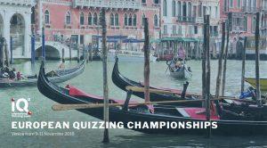 EQC Venedig: Specialist Quizzes (Literature / Pop Music) @ Russott Hotel Mestre