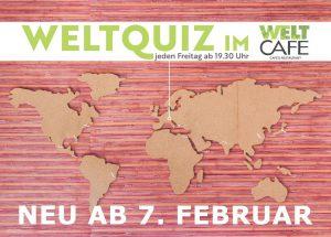 WIEN: Weltquiz @ Weltcafé