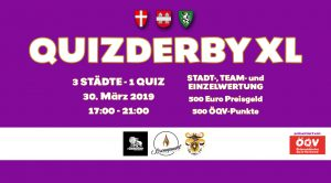 QUIZDERBY XL (GRAZ) @ The Office Pub
